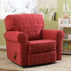 Storytime Series Irvington Swivel Glider Power Rocker