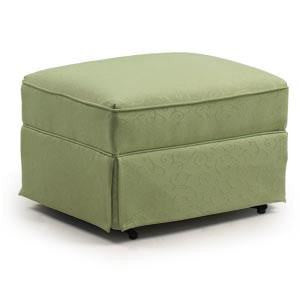 Storytime Series GLIDE OTTOMAN by Best Chairs (TRINITY, AYLA) - Bibs and Binkies - 2