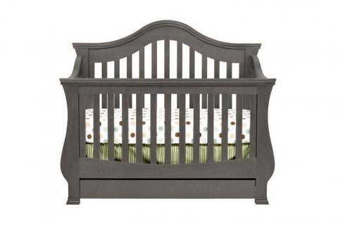 Ashbury 4-in-1 Convertible Crib - Bibs and Binkies - 1