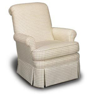 Storytime Series NAVA Swivel Glider by Best Chairs - Bibs and Binkies - 1