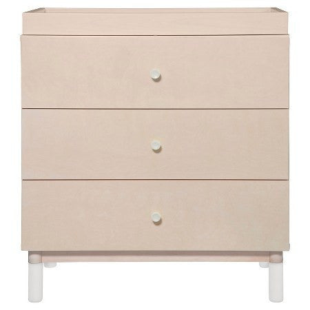 Babyletto Gelato 3 Drawer Changer Dresser - Bibs and Binkies