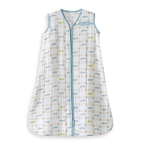 SleepSack Wearable Blanket Breathable Cotton Muslin