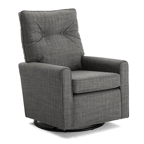 Storytime Series PHYLICIA Swivel Glider by Best Chairs
