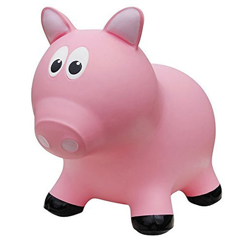 Pink Pig Farm Hopper