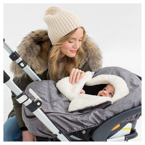 Stroll and Go Car Seat Cover
