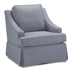 Storytime Series AYLA Swivel Glider by Best Chairs - Bibs and Binkies