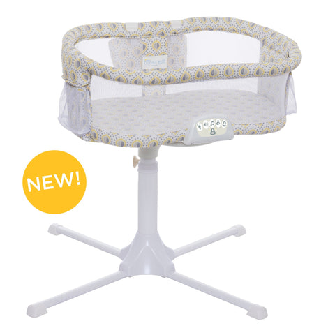 Halo Bassinest Swivel Sleeper Luxe Series - Bibs and Binkies