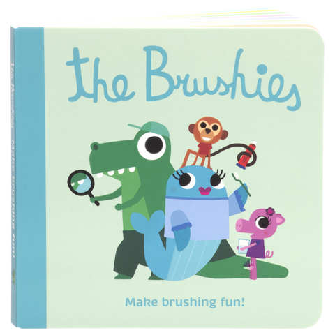 Brushies Book
