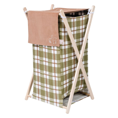Deer Lodge Hamper Set