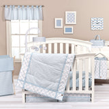 Blue Sky 3 Piece Crib Bedding Set