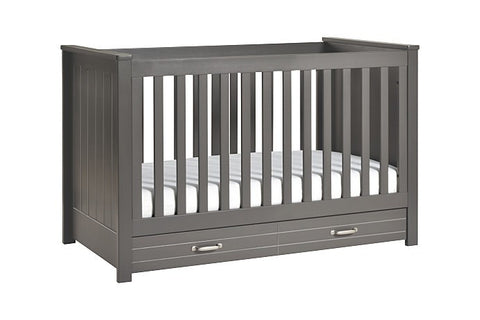 Davinci Asher 3-in-1 Convertible Crib - Bibs and Binkies - 1