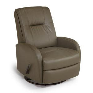 Storytime Series RUDDICK Swivel Glider/Power Rocker Recliner by Best Chairs - Bibs and Binkies