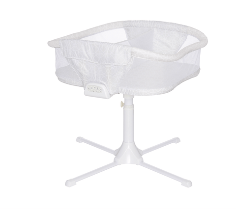 Bassinest Twin Sleeper Double Bassinet – Premiere Series
