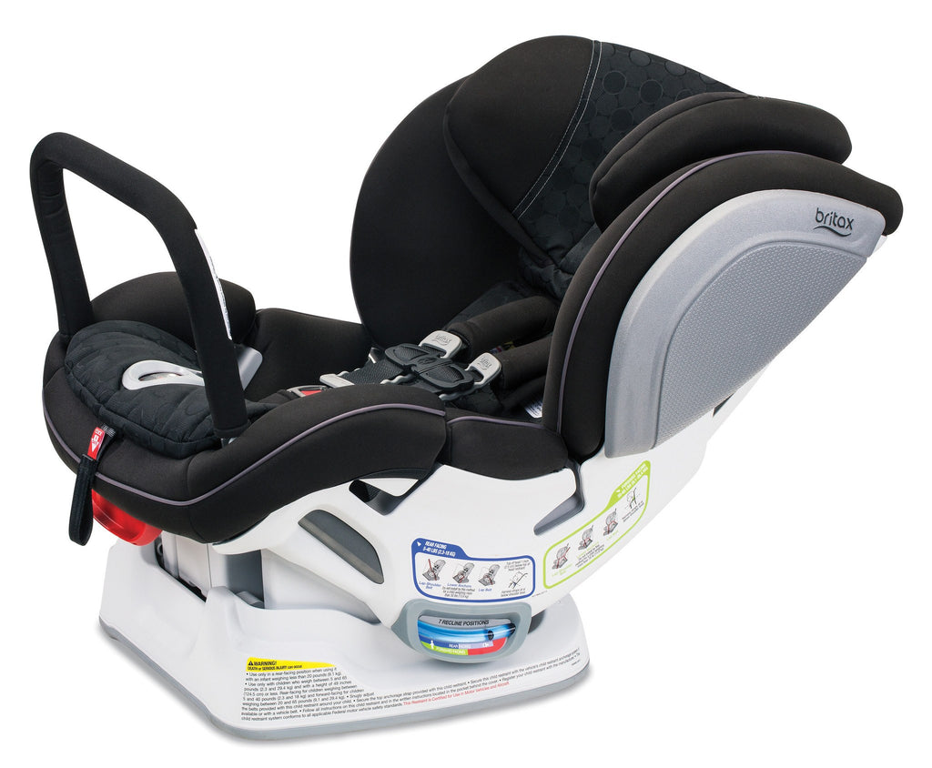 Convertible Car Seat: Britax Advocate Clicktight ARB Convertible Car Seat