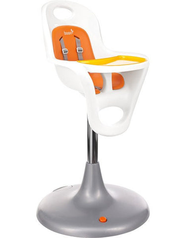 Boon Flair Pedestal Highchair - Bibs and Binkies - 1