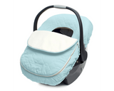 JJ Cole Car Seat Cover - Bibs and Binkies - 5