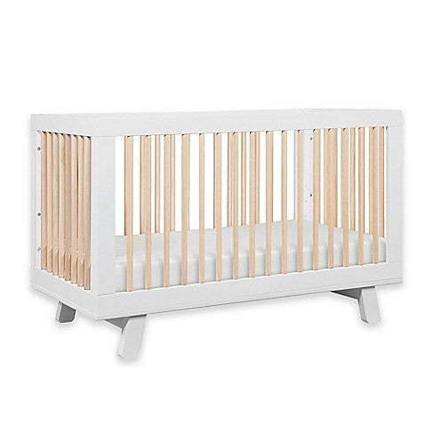 Hudson 3-in-1 Convertible Crib - Bibs and Binkies - 7