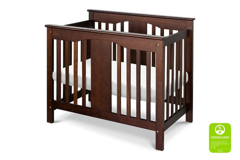 Anabelle 2-in-1 Mini Crib and Twin Bed