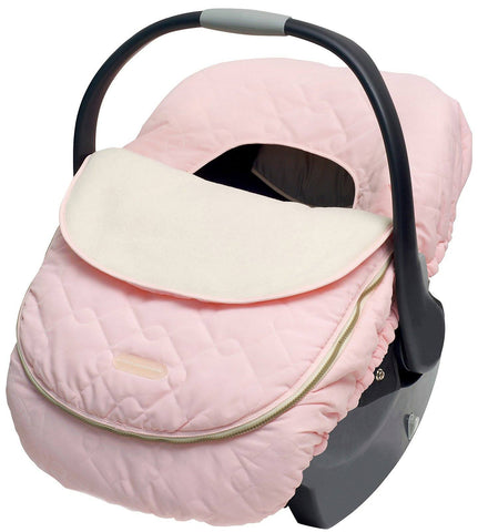 JJ Cole Car Seat Cover - Bibs and Binkies - 1