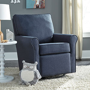 Storytime Series KACEY Swivel Glider by Best Chairs