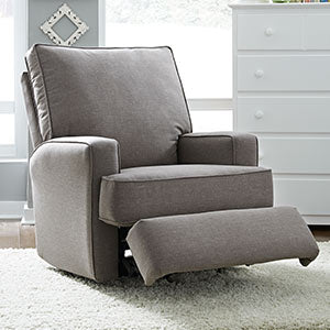 Storytime Series KERSEY Swivel Glider/Recliner by Best Chairs