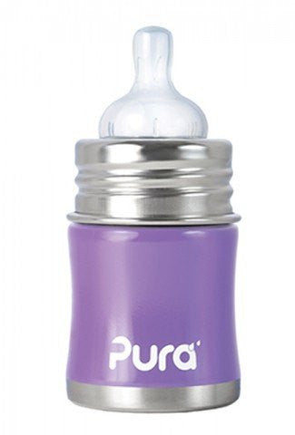 Pura Kiki Infant Bottle 5oz - Bibs and Binkies - 3