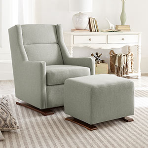 Story time Series MANDINI Swivel Glider by Best Chairs