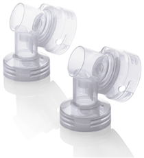 Medela Personalfit Breastshield Connectors - Bibs and Binkies
