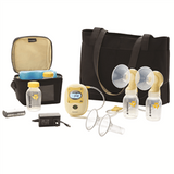 Medela Freestyle Double Electric Breast Pump - Bibs and Binkies - 2