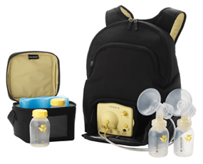 Medela Pump In Style Advanced Breast Pump - Backpack - Bibs and Binkies