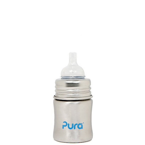 Pura Kiki Infant Bottle 5oz - Bibs and Binkies - 4