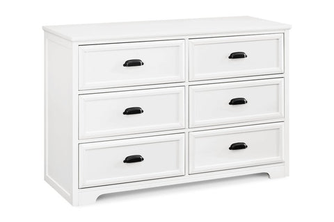 Charlie Homestead 6-Drawer Double Dresser