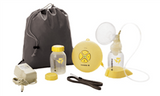 Medela Swing Single Electric Breast Pump - Bibs and Binkies - 2