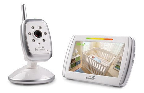 Wide View Digital Color Video Baby Monitor - Bibs and Binkies
