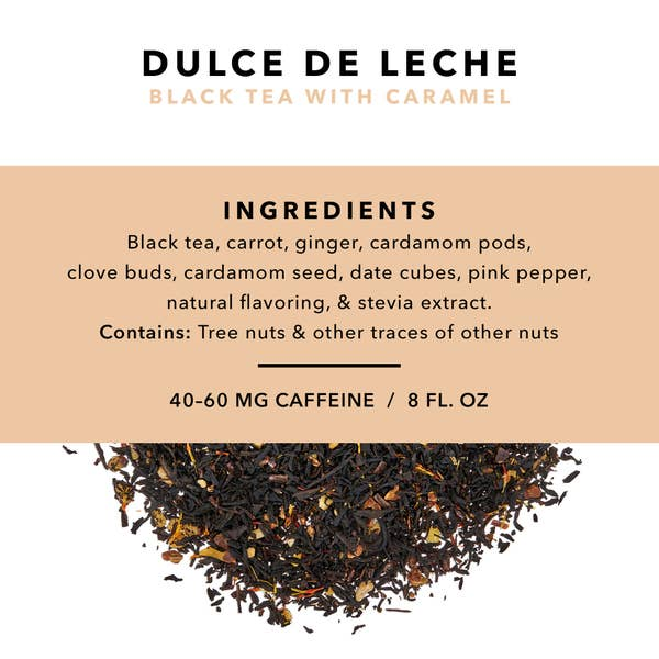 Dulce De Leche Loose Leaf Tea
