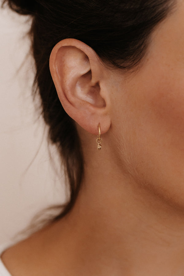 Rock Earring p.st.