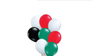 BALLOON National day'' 8PCS