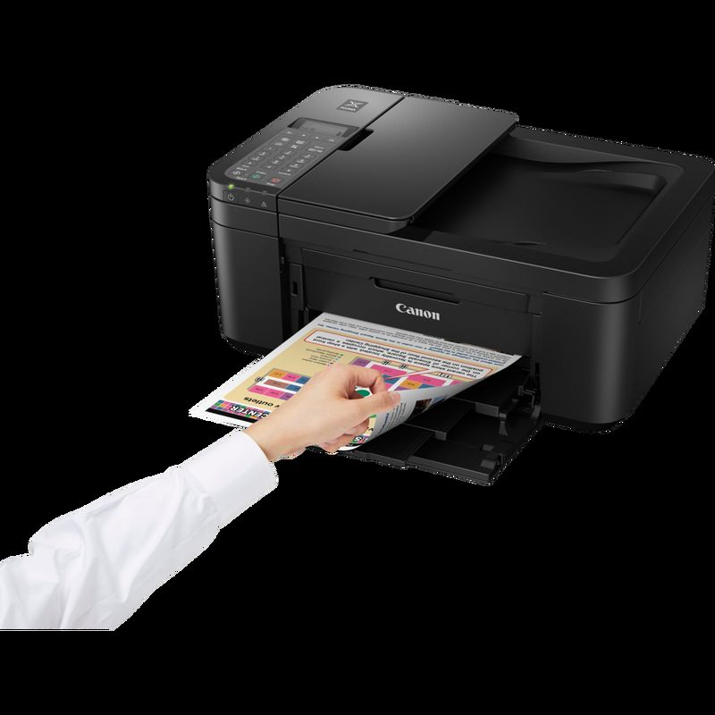 Canon PIXMA TR4540 4-In-One printer ( Wireless, Print, Copy, Scan, Fax & Cloud Link )