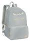 BACK PACK 47CM CUTE FACE GREY