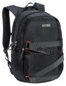 BACK PACK 47CM BLACK UNKEEPER STRAP
