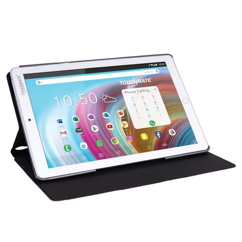 "TOUCHMATE 10.1"" TABLET 4G  32GB WHITE"