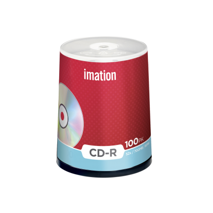 IMATION CD-R (100) Packet