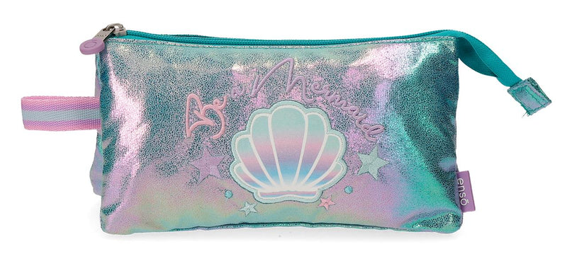 PENCIL CASE TRI BE MERMAID
