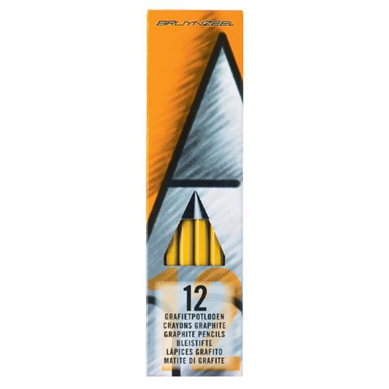 Drawing Pencil K1H-12 pieces pack