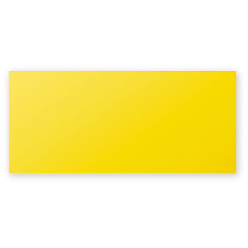 Cards Pollen 106x213mm 210gsm 25 sheet-Intensive Yellow-1523