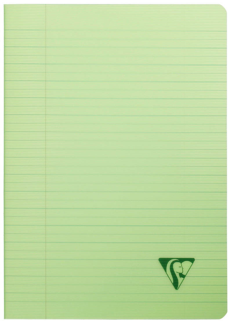 Clairefontaine-Linicolor Notebook Stapled A4 48 Sheet Line+Margin-328165