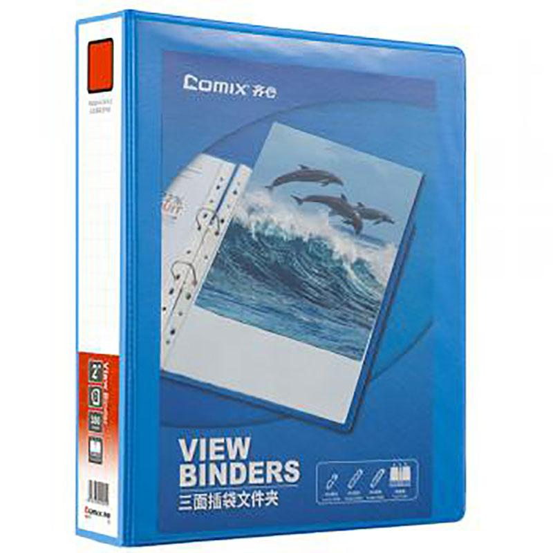 Ring Binder A4 2R Ring Size 40Mm Astd