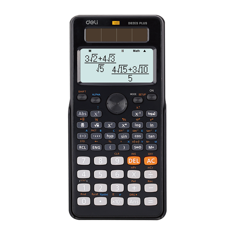 Calculator Scientific-D82ES