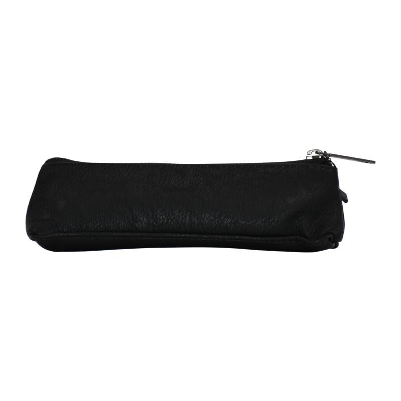 Pencil Case Heritage Men Leather Black