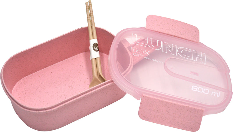Lunch Box Plastic-1212